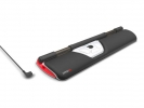 Contour RollerMouse Red - Sort Trådløs